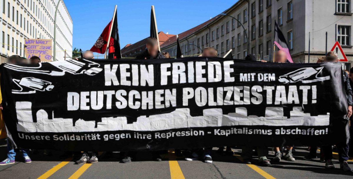 Demo zum Tag der politischen Gefangenen