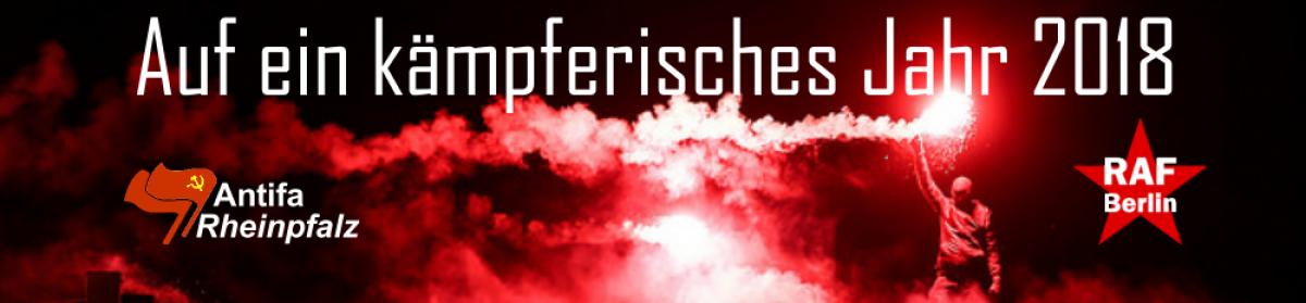 Roter Aufbau Friedrichshain Berlin