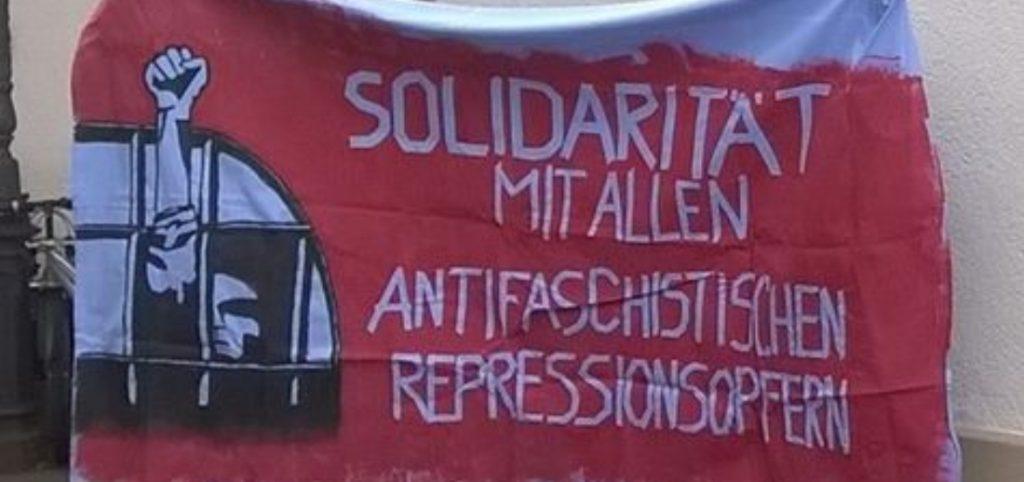 Berufungsverhandlung gegen Genossen vor dem Landgericht Berlin am 26.10.2018