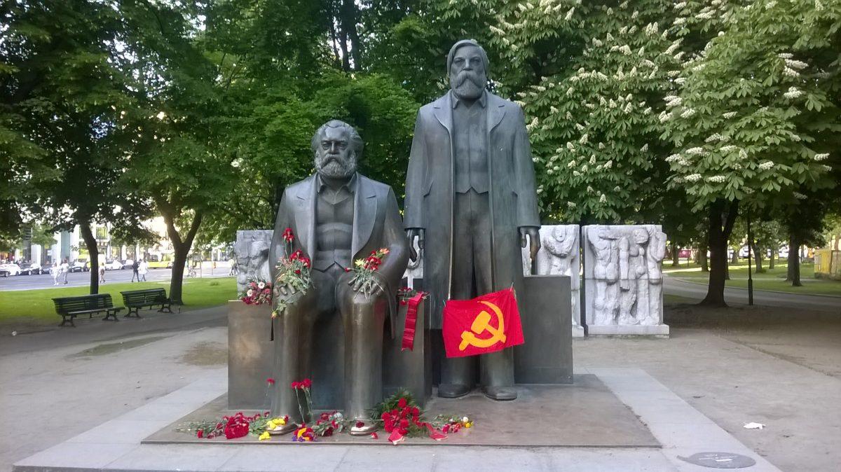 200. Geburtstag von Marx – Was uns Marx heute sagt