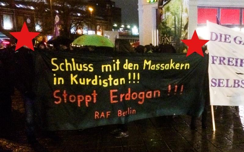 Der türkische Autokrat Erdogan kommt Ende September nach Berlin
