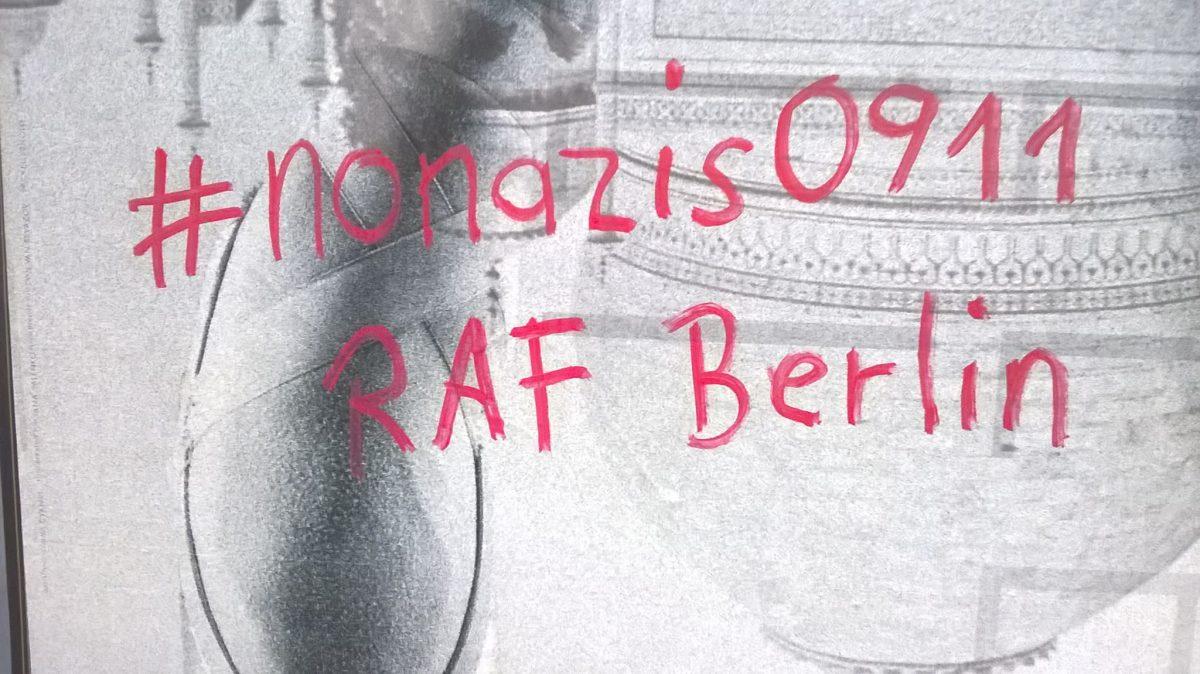 Nachmachen: Tags zu den Aktionen gegen den Naziaufmarsch am 09.11.